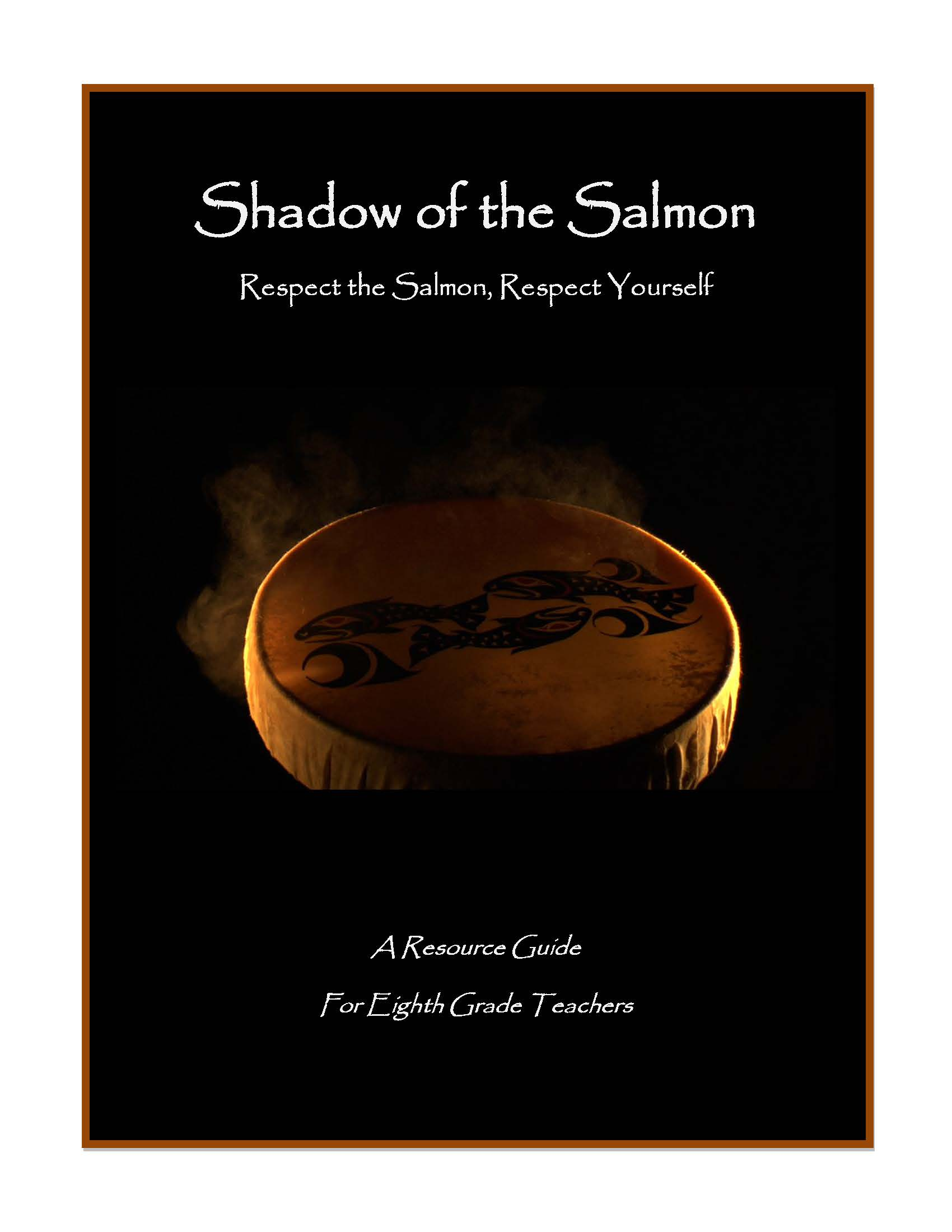 Cover: Shadow of the Salmon Guide